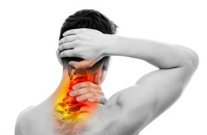 back of the neck pain