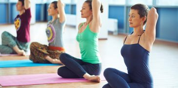 The Best 3 Yoga Poses for Lower Back Pain
