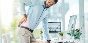 Lower Back Pain in The Right Side of The Body